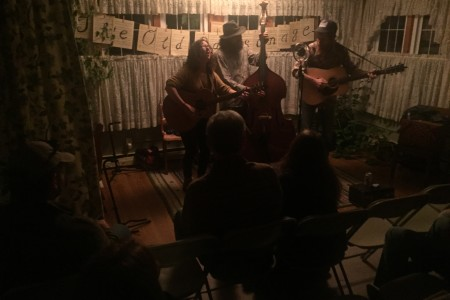 The Sundilla Radio Hour #241 | Milkweed Live from The Old Parsonage